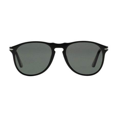 Iconic Polarized Sunglasses // Black