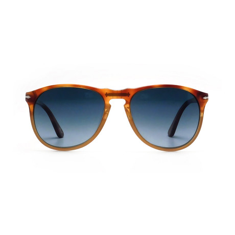 Persol Iconic Polarized Sunglasses // Madreterra + Blue Polarized