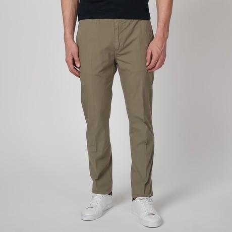 T.Capo Pants // Khaki (38WX33L)