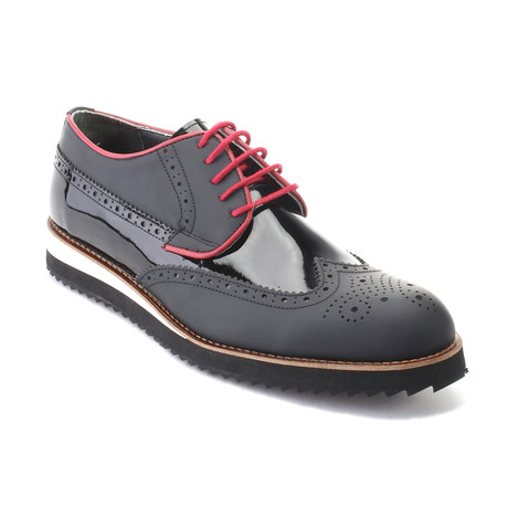 Pierson Shoe // Black (Euro: 39)