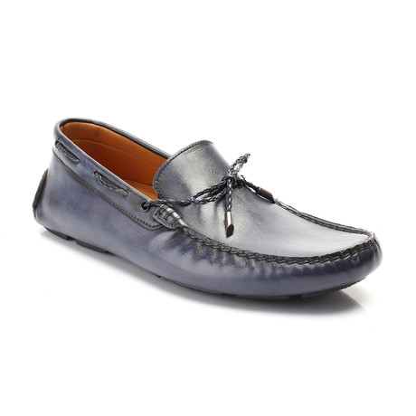 Phillip Shoe // Dark Blue (Euro: 39)
