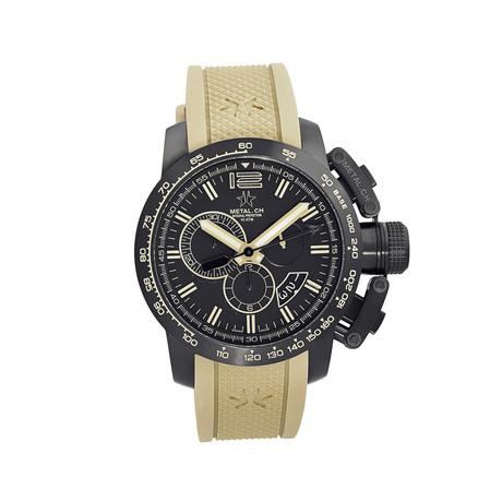 Metal.CH Chronometrie Chronograph Quartz // 4429_44