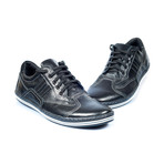 Luis Shoes // Black (Euro: 40)