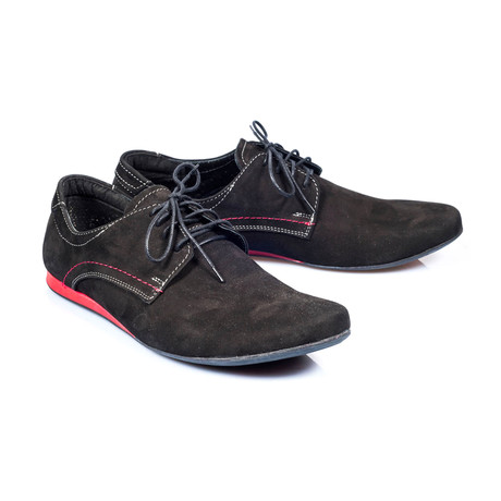 Ulysses Shoes // Black (Euro: 40)