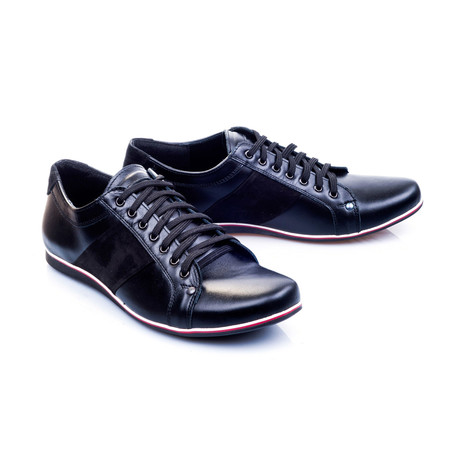 Striker Shoes // Black (Euro: 40)
