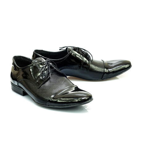 Trevor Shoes // Black (Euro: 40)
