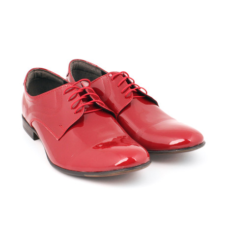 Oliver Shoes // Red Lacquer (Euro: 40)