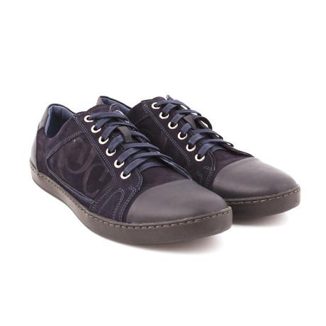 Reagan Shoes // Navy