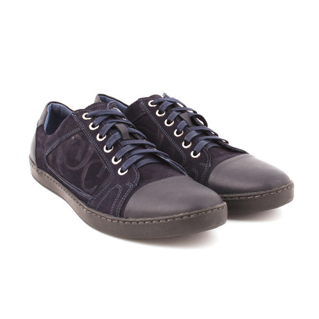 Reagan Shoes // Navy (Euro: 40)