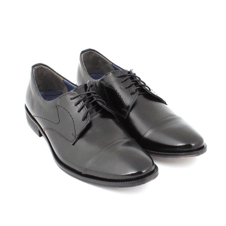 Kenneth Shoes // Black Lico (Euro: 40)