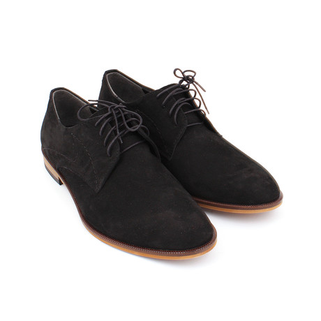 Remy Shoes // Black Nubuck (Euro: 40)