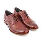 Park Shoes // Brown Lico (Euro: 45)