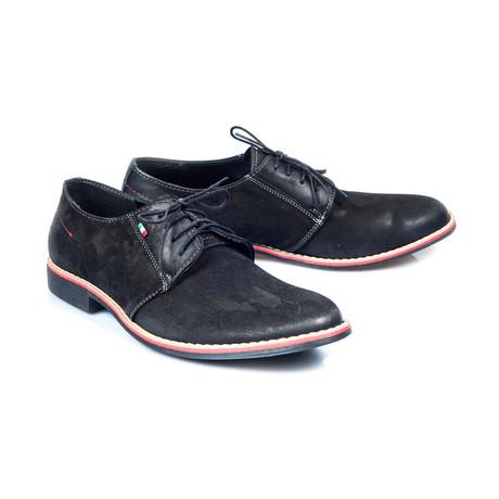 Zachary Shoes // Black