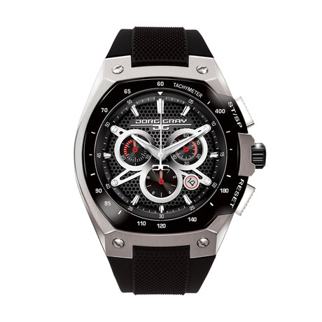 Jorg Gray Chronograph Quartz // JG8300-23