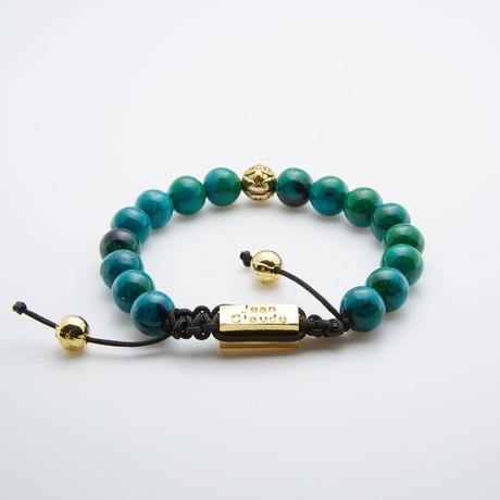 Green Phoenix Stone Bracelet