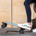 Elos Skateboard // Classic Series (Moonwalk Gray)