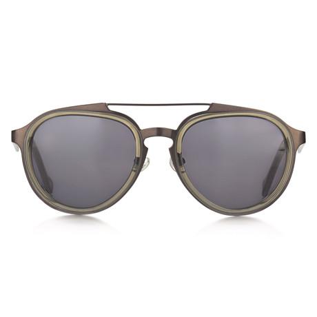 Argos Sunglasses // Brown + Gray