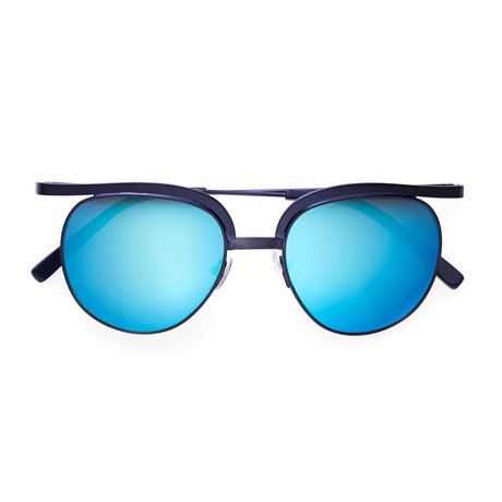 Plotter Sunglasses // Blue