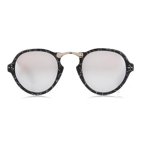 Rufter Sunglasses // Lightning // Black + Silver