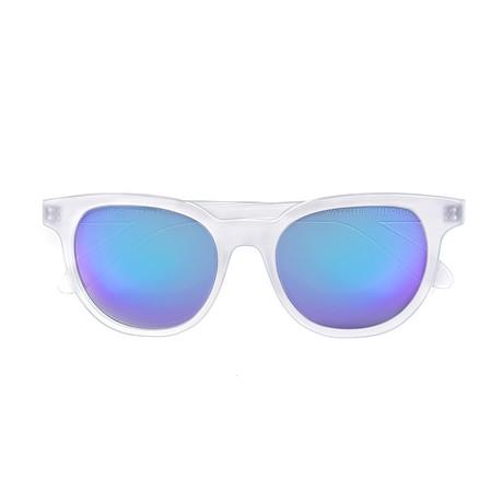 Watcher Sunglasses // Crystal Matte