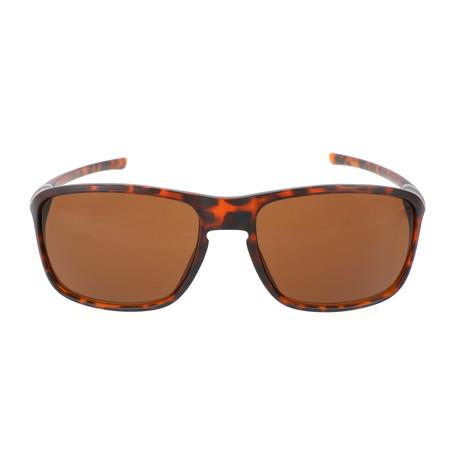 Trucco Sunglasses // Tortoise + Brown
