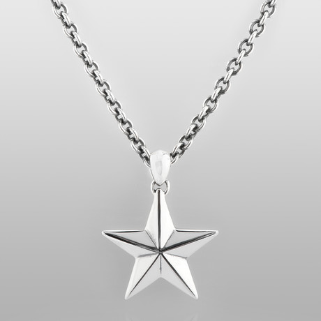 "Star (19.7"" Chain)"