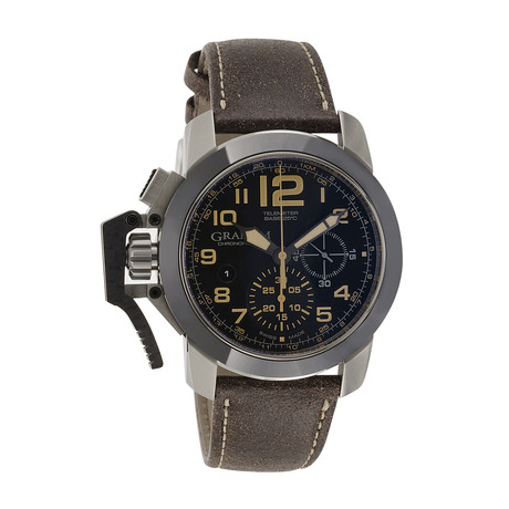 Graham Chronofighter Oversize Bomber Automatic // 2CCAC.B02A.T43S // Unworn