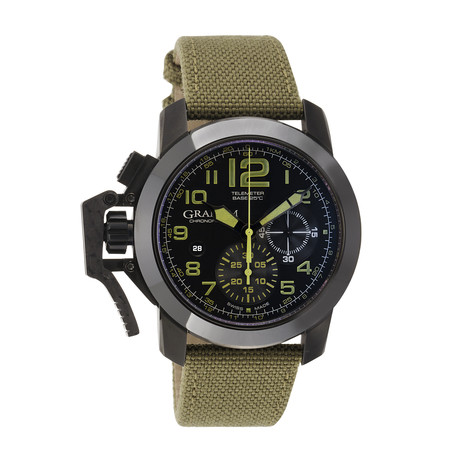 Graham Chronofighter Oversize Amazonia Automatic // 2CCAU.G01A.T15N // Unworn