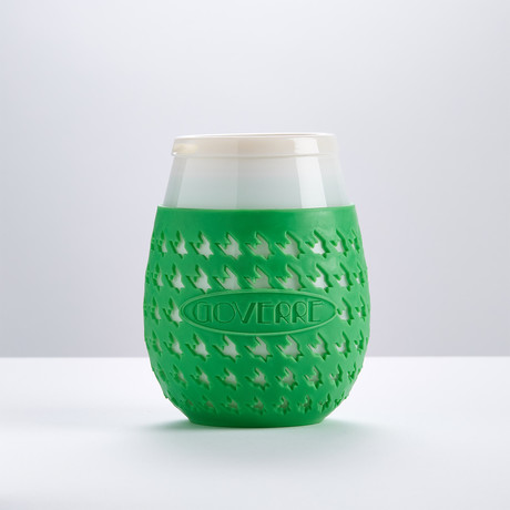 Goverre Portable Wine Cup // Green