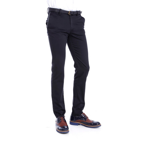 Jarvis Trousers // Black