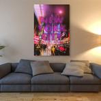 """New York City Color (12""""W x 18""""H x 0.75""""D)"""