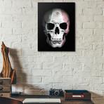 """Mexican Skull (12""""W x 16""""H x 0.75""""D)"""