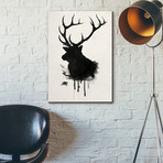 """Elk (18""""W x 26""""H x 0.75""""D)"""