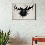 """Moose (18""""W x 26""""H x 0.75""""D)"""