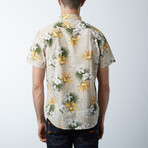 Morris Short Sleeve Shirt // Tropical Khaki (XL)