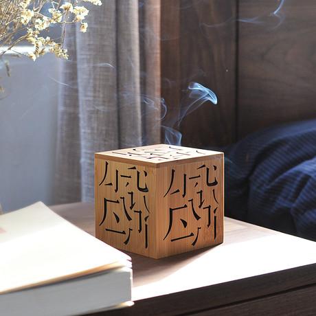 Incense Burner // Bamboo