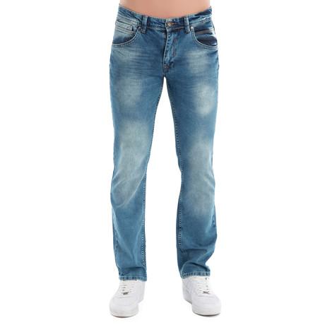 Bunker Jeans // Blue (31WX32L)