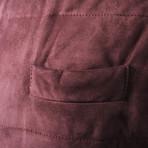 Jayden Vest // Maroon (XS)