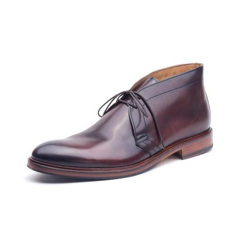 Park Leather Shoe // T. Moro