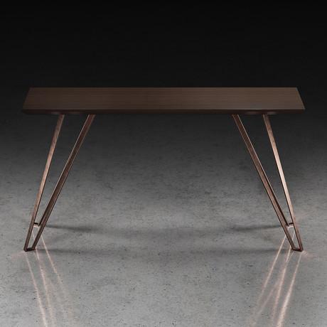 Grand Console Table // Espresso