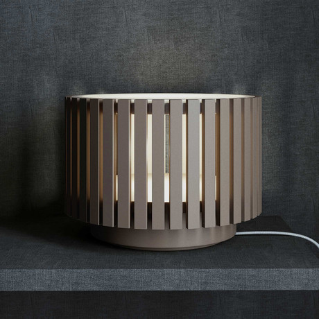 Dacre Table Lamp // Bronze