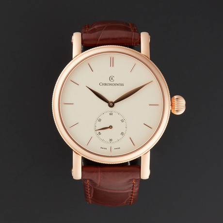 Chronoswiss Sirius Small Seconds Automatic // CH-8021R // Store Display