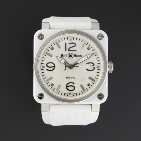 Bell And Ross Aviation Automatic // BR03-92-SC // Pre-Owned