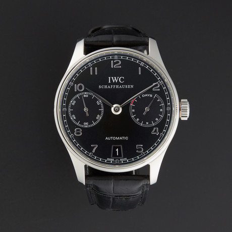 IWC Portugieser Automatic Automatic // IW500109 // Pre-Owned