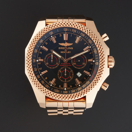 Breitling Bentley Barnato Automatic // R2536824/BB12-990R // Store Display