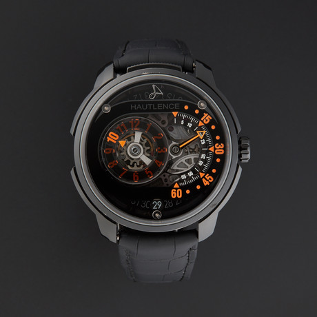 Hautlence Atelier Jump Hour Retrograde Manual Wind // HLRQ 03 // Pre-Owned