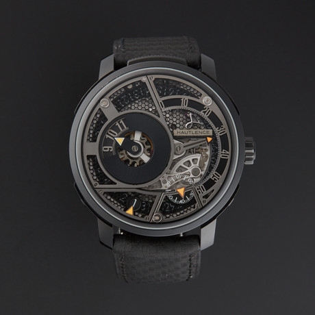 Hautlence Atelier Jump Hour Retrograde Manual Wind // HLRQ 04 // Store Display