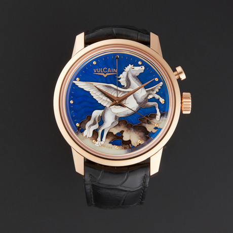 Vulcain Cloisonne The Pegasus Automatic // 200550.319L // Store Display