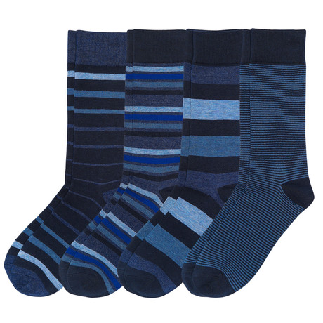 I Got The Blues Sock // Pack of 4