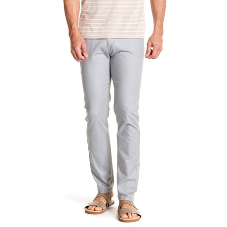 Gavin Comfort Fit Dress Pant // Grey